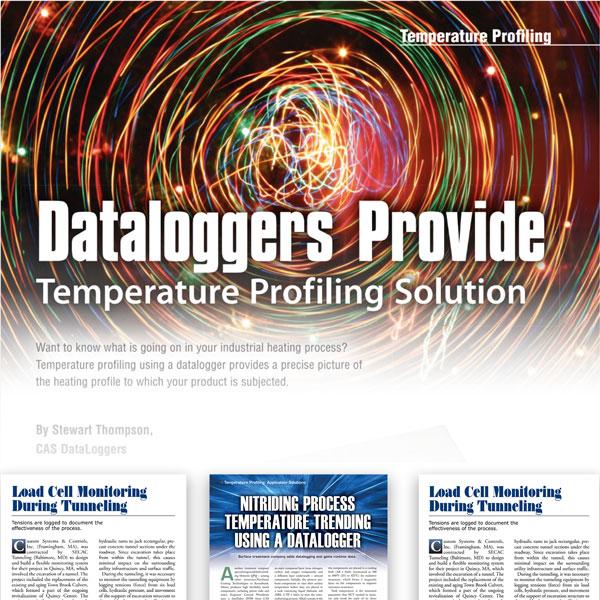 CAS DataLoggers Public Relations