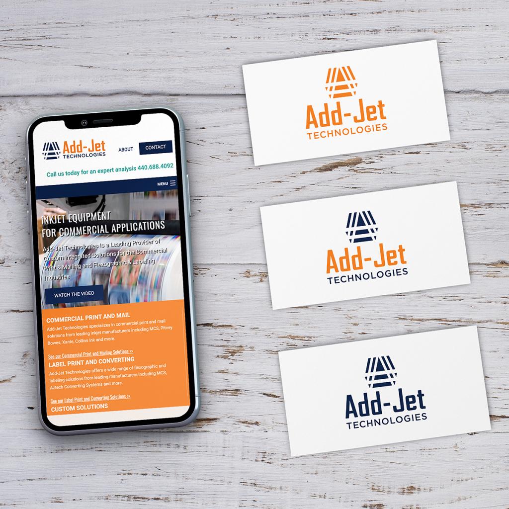 Add-Jet Brand Awareness and Lead Nurturing
